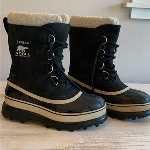Sorel Caribou insulated snow boot